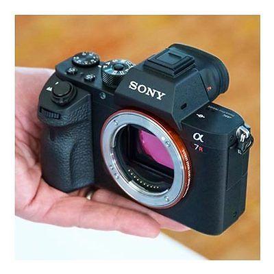 Sony Alpha a7RII A7R II Digital Camera (Body Only)