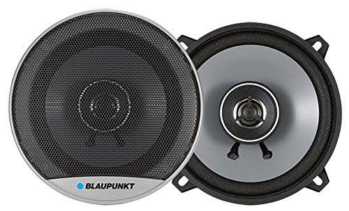 Blaupunkt Lautsprecher BGX542MKII 13cm 420 Watt inkl Einbauset für Dacia Logan alle Türen vorne und hinten