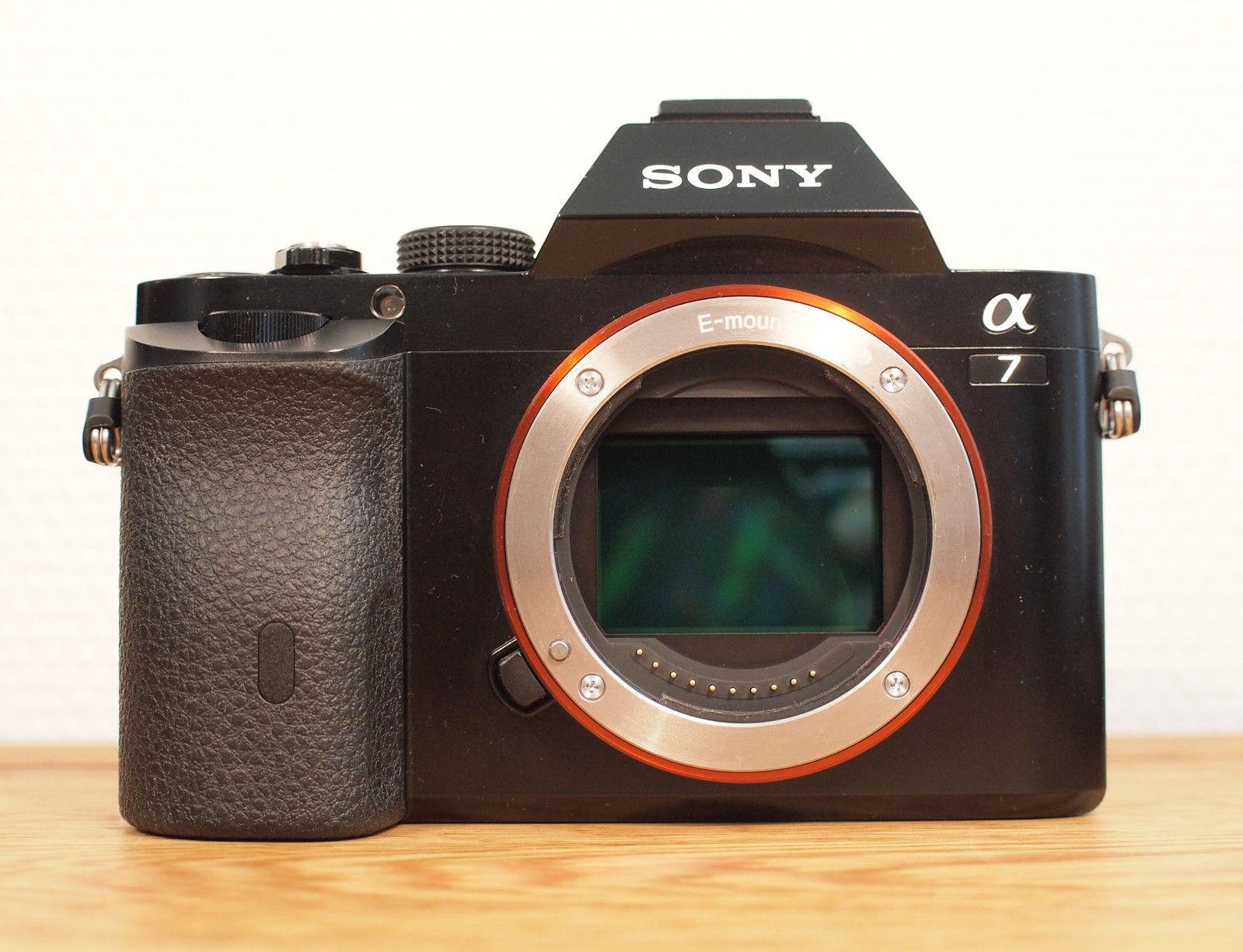 Sony Alpha 7 A7 schöner Zustand / excellent condition