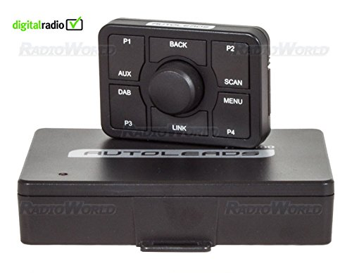 Autoleads ADI-100 DAB-Empfänger fürs Auto, Aufrüstung, Mikro-Transmitter,