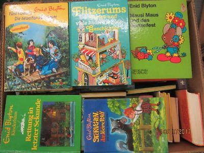 Enid Blyton 60 Bücher Kinderbücher Jugendbücher Jugendromane