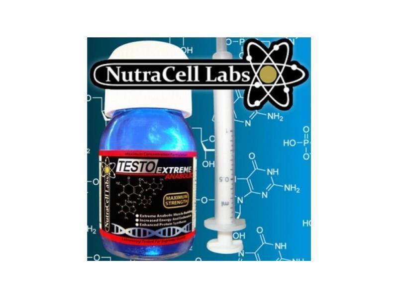 TESTO EXTREME ANABOLIC, Testosteron Liquid, Muskelaufbau, HGH / STH