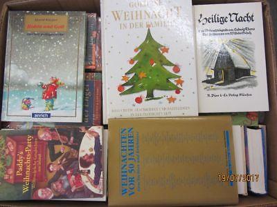 77 Bücher Weihnachten Advent Christfest weihnachtliche Bücher Weihnachtsbasteln
