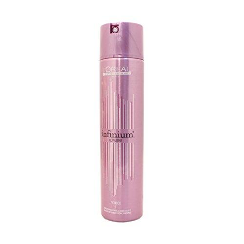 L´Oréal Haarspray, Infinium Lumiere Flexible Force 1, für alle Haartypen, 300 ml