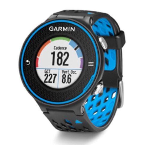 garmin forerunner 620 GPS Laufuhr mit Touchscreen - Pulsuhr mit Brustgurt