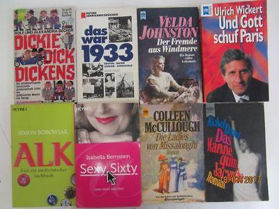 102 Bücher Taschenbücher Heyne Verlag