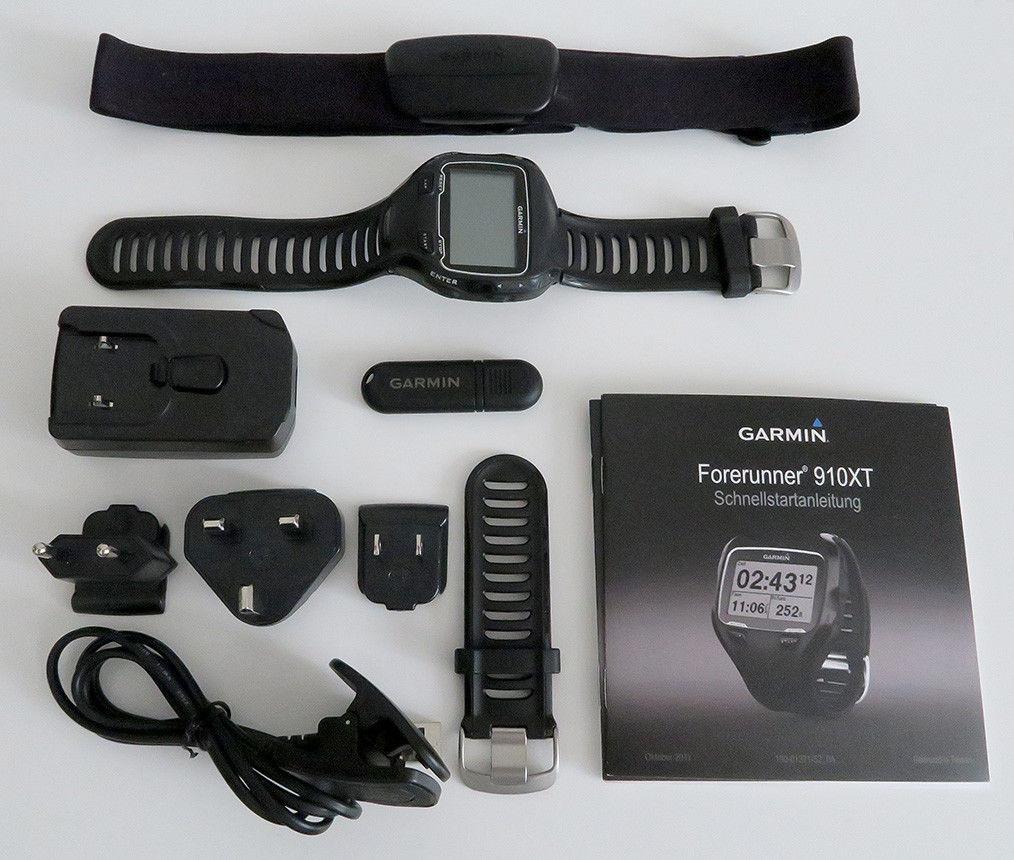 Garmin Forerunner 910XT Performance Bundle