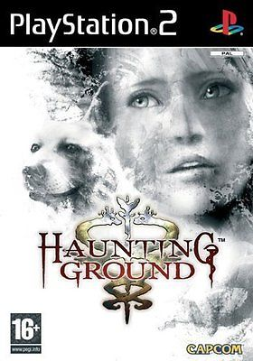 Haunting Ground For PAL PS2 (New & Sealed)