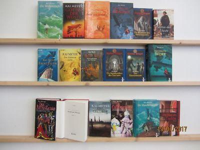 Kai Meyer 18 Bücher Romane Fantasyromane Jugendbücher Jugendromane