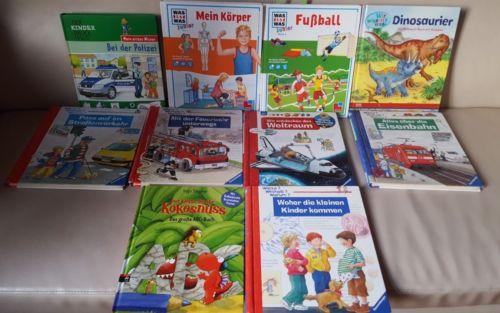 Wissens - Kinderbuchsammlung
