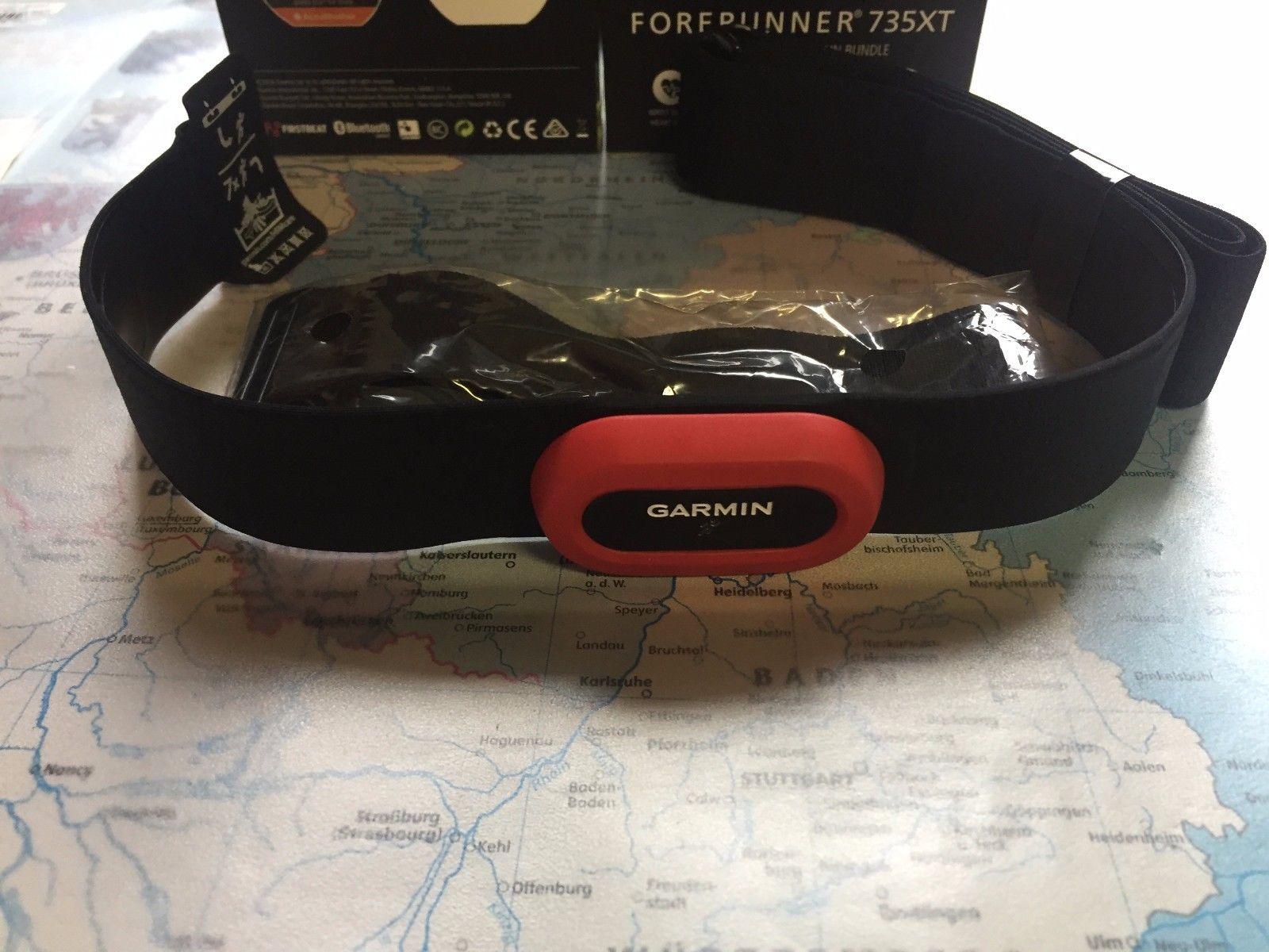 Garmin Hrm-Run™ Herzfrequenz-Brustgurt