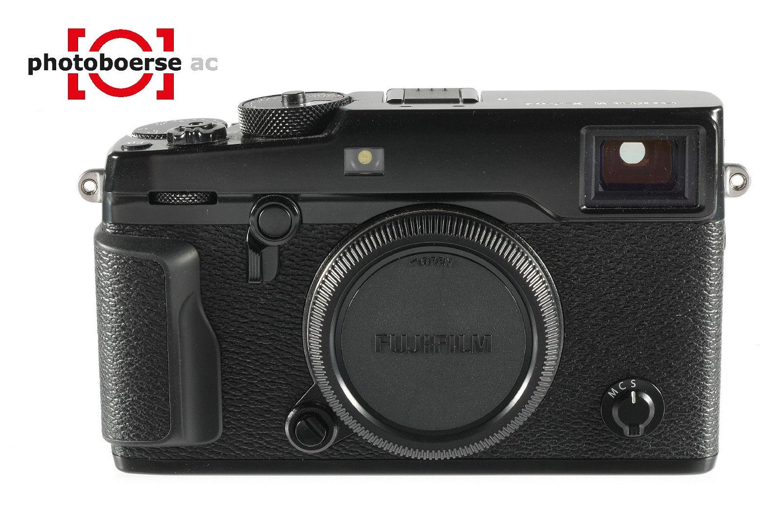 FUJIFILM X-Pro2, schwarz