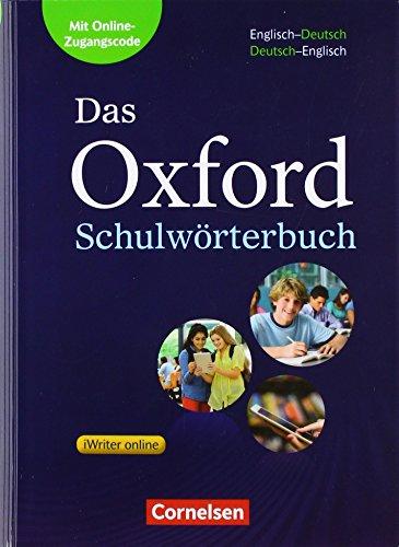 Das Oxford Schulwörterbuch - Ausgabe 2017 / A2-B1 - Wörterbuch: Flexiber Kunststoff-Einband