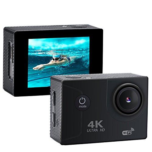 xikezan 4K WIFI Action-Kamera 16MP Wasserdichte Sport und Tauch Cam DV Camcorder mit 2.0