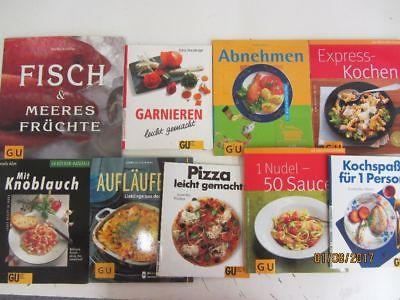 113 Bücher Softcover GU Ratgeber essen und trinken Gräfe+ Unzer