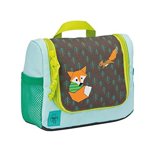 Lässig Kulturbeutel 4Kids Mini Washbag, Fox
