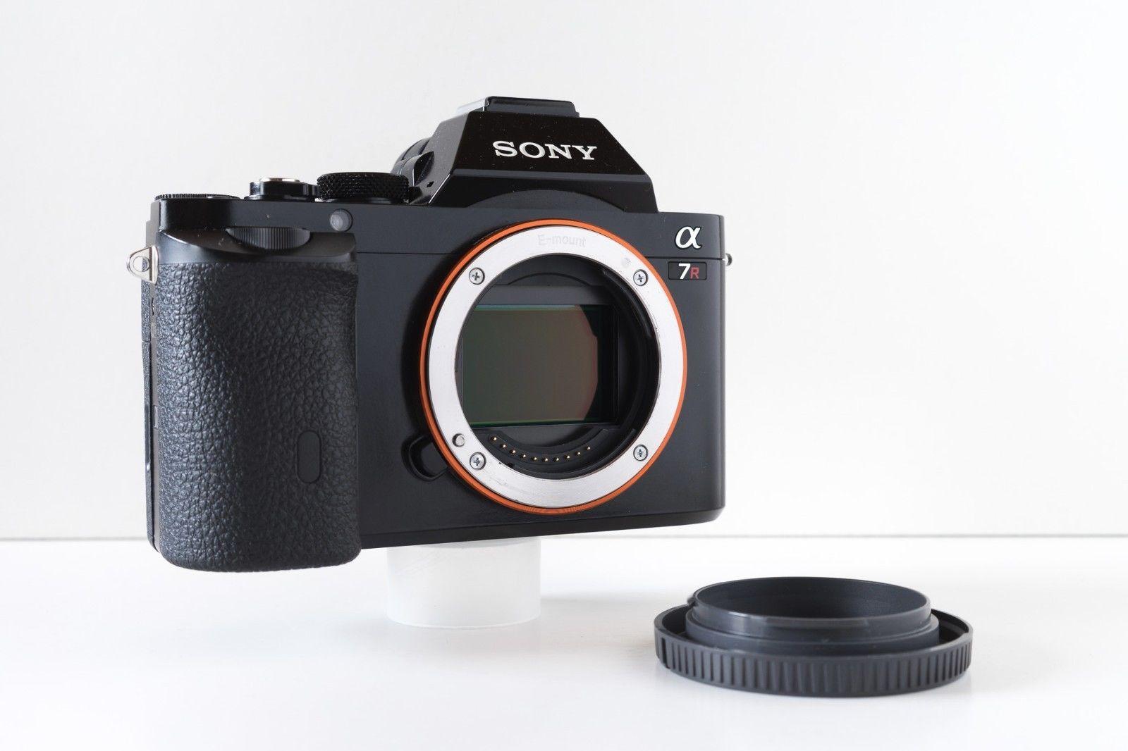 Sony Alpha 7R A7r ILCE-7R Funktion eingeschränkt