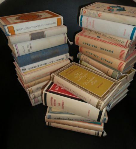 Sammlung / Bücherkiste Dieterich Dieterich'sche Verlagsbuchhandlung Klassiker