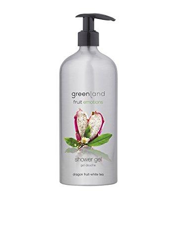 Greenland Shower Gel with pump, Dragon Fruit-white tea, 637 g