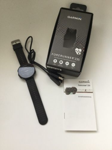 GARMIN Forerunner 235 GPS Uhr Herzfrequenz am Handgelenk