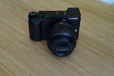 Panasonic LUMIX GX80 BODY 16.0MP - Schwarz (NUR GEHÄUSE!) - Top Zustand