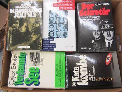 32 Bücher Bildbände Dokumentation 2. WK 3. Reich NSDAP Nationalsozialismus