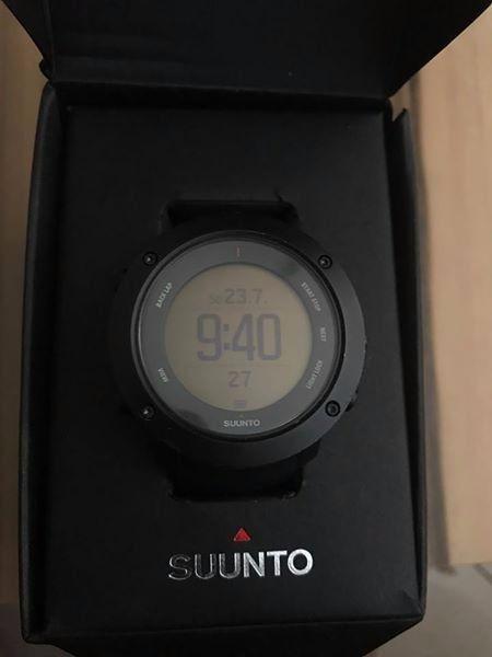 Suunto Ambit Vertical GPS Outdoor Uhr