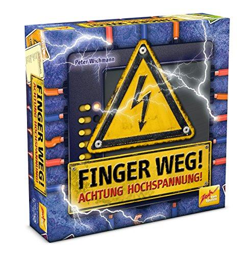 Zoch 601105023 - Finger weg, Familienspiel