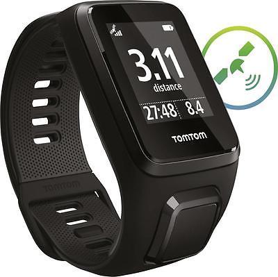 GPS-Sportuhr TomTom Sports Spark 3 GPS Größe=L Schwarz