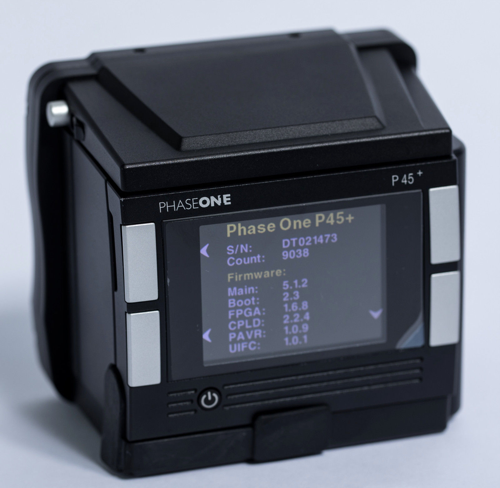 Phase One  P45M+ Digital Back