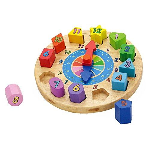 Viga - Uhr-Puzzle