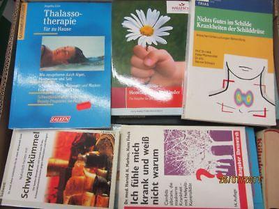 57 Bücher Gesundheit Medizin Selbstheilung Naturmedizin Naturheilkunde