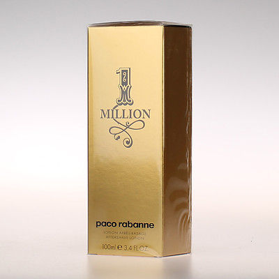 Paco Rabanne 1 Million One Million ? Aftershave lotion 100ml NEU&OVP