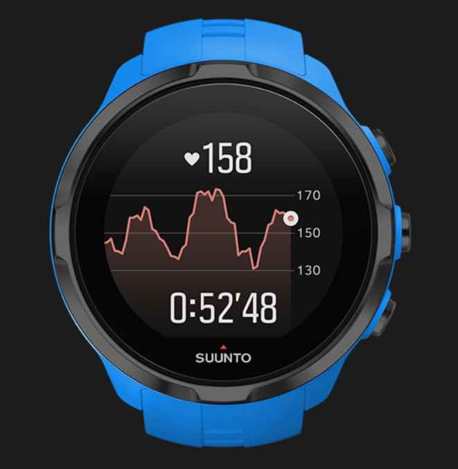 SUUNTO Spartan Sport HR Wrist - blue