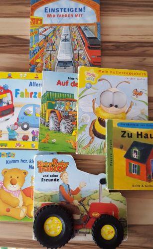 Kinder Bücherpaket