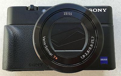 Sony Cybershot DSC-RX100 III Mark 3 M3 schwarz wie neu in OVP