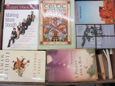 57 Bücher englische Bücher Romane Sachbücher Reiseführer Bildbände u.a.