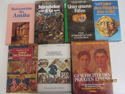 30 Bücher Bildbände Kunst Kultur Geschichte Weltgeschichte