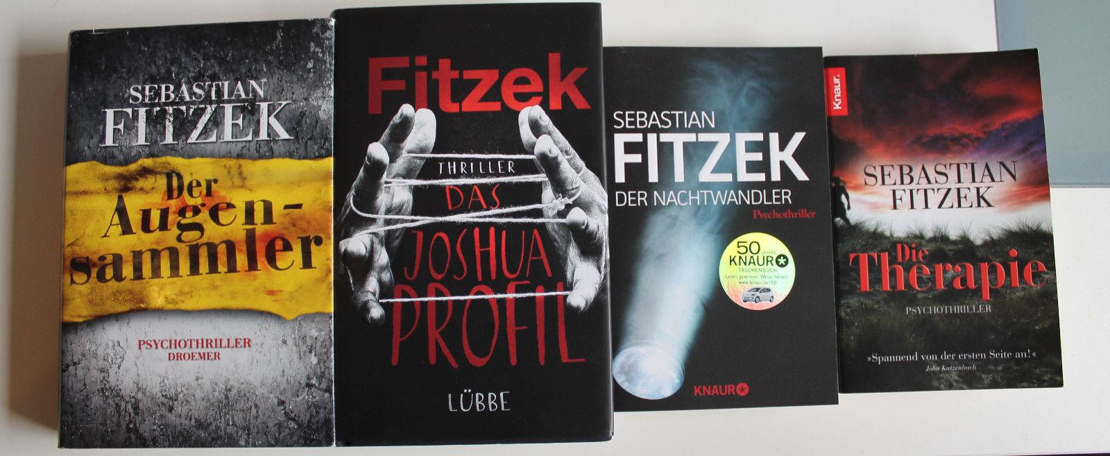Bücherpaket Sebastian Fitzek
