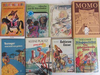 64 Bücher ältere Kinderbücher ältere Jugendbücher ältere Jugendromane Paket 2
