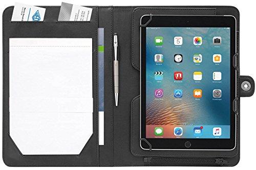 Wedo 586901 Tablet Organizer Accento, Universalhalter für 24,63-26,67 cm (9,7-10,5 Zoll) schwarz