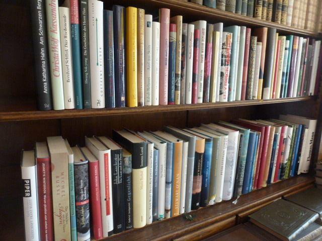 ca. 85 Bde Literatur / Belletristik