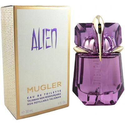 Thierry Mugler Alien 30 ml Eau de Toilette EDT non refillable