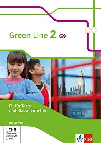 Green Line G9 / Ausgabe ab 2015: Green Line G9 / Fit für Tests und Klassenarbeiten mit Lösungsheft und CD-ROM 6. Klasse G9: Ausgabe ab 2015
