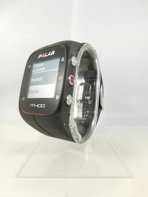 POLAR 90051092 - Sportuhr Trainingscomputer M400, Schwarz