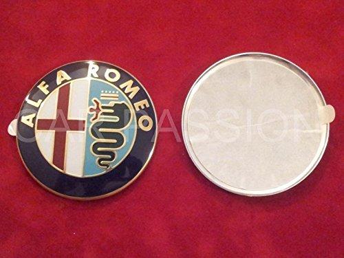 ALFA ROMEO frontgrills ODER Kuhlergrills ODER Heckklappe logo emblem GIULIETTA 159 MITO 147 GT 74mm