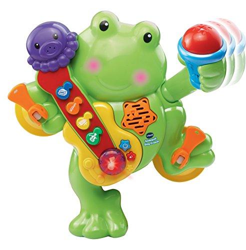 VTech Baby 80-158704 - Badewannenspielzeug - Badespaß Sing-Frosch