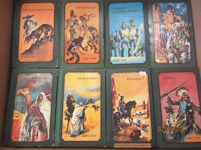 Karl May 48 Bücher Romane Western Westernromane Indianerromane