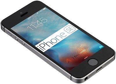 Apple iPhone SE  32 GB Smartphone ohne Vertrag/SIMlock,  grau (Smartphone)