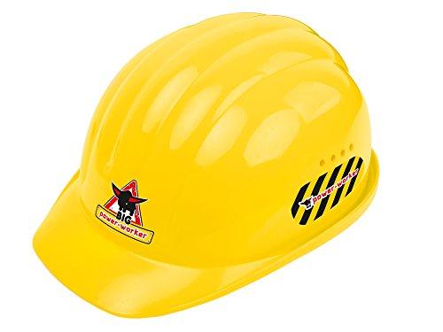 BIG Spielwarenfabrik 800056901001 -Power-Worker Helmet